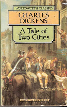 an analysis of the best of times and worst of times in the novel a tale of two cities by charles dic
